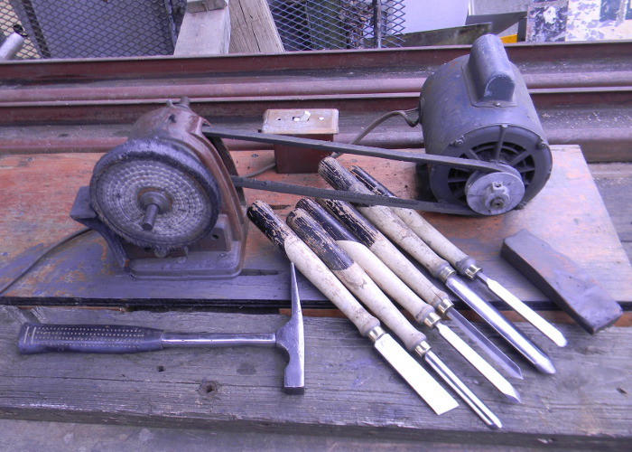 rusty tools 3