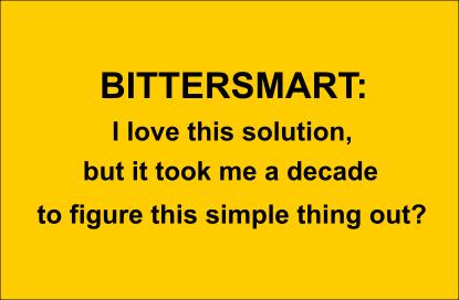 bittersmart
